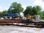 Yard Equipment on the East Penn Railroad